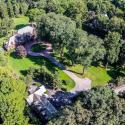 Sisler House aerial view
